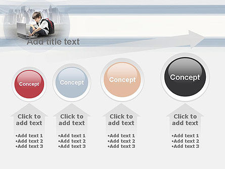 Computer Education PowerPoint Template Slide 13