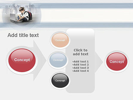 Computer Education PowerPoint Template Slide 17