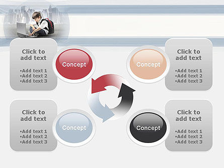 Computer Education PowerPoint Template Slide 9