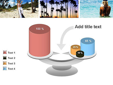 Vacation Collage PowerPoint Template Slide 10