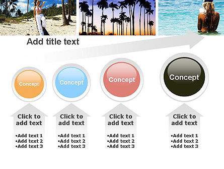 Vacation Collage PowerPoint Template Slide 13