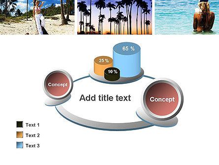 Vacation Collage PowerPoint Template Slide 16