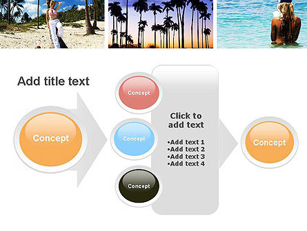 Vacation Collage PowerPoint Template Slide 17