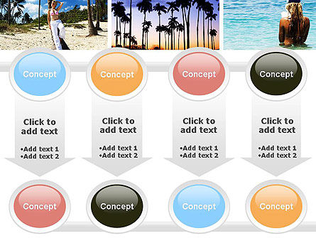 Vacation Collage PowerPoint Template Slide 18