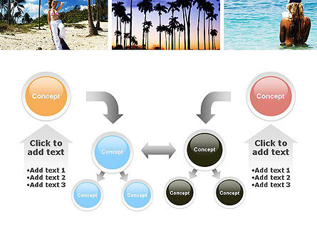Vacation Collage PowerPoint Template Slide 19