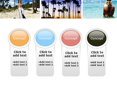 Vacation Collage PowerPoint Template Slide 5