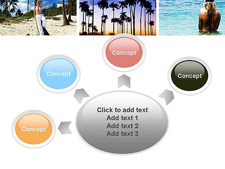 Vacation Collage PowerPoint Template Slide 7