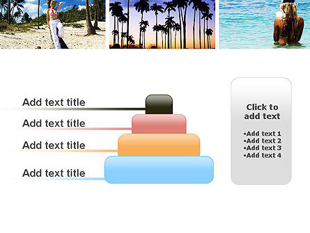 Vacation Collage PowerPoint Template Slide 8