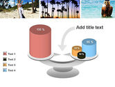 Vacation Collage PowerPoint Template#10