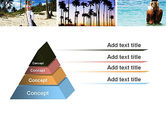 Vacation Collage PowerPoint Template#12