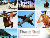 Vacation Collage PowerPoint Template#20