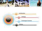Vacation Collage PowerPoint Template#3