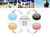 Vacation Collage PowerPoint Template#6