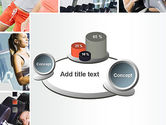 Fitness Collage PowerPoint Template#16