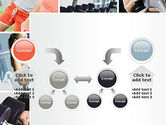 Fitness Collage PowerPoint Template#19