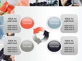 Fitness Collage PowerPoint Template#9