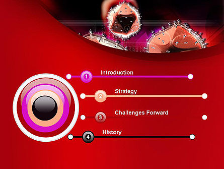 HIV PowerPoint Template, Slide 3, 10705, Medical — PoweredTemplate.com