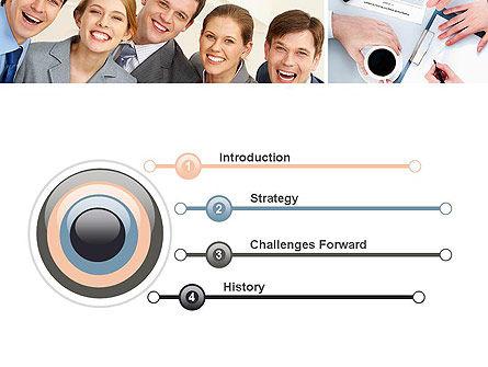 Team Development PowerPoint Template, Slide 3, 10713, People — PoweredTemplate.com