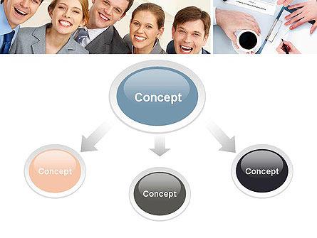 Team Development PowerPoint Template, Slide 4, 10713, People — PoweredTemplate.com