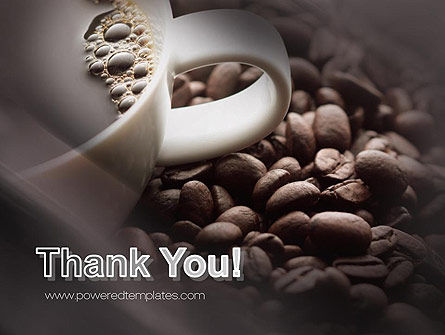 Coffee Beans PowerPoint Template Slide 20