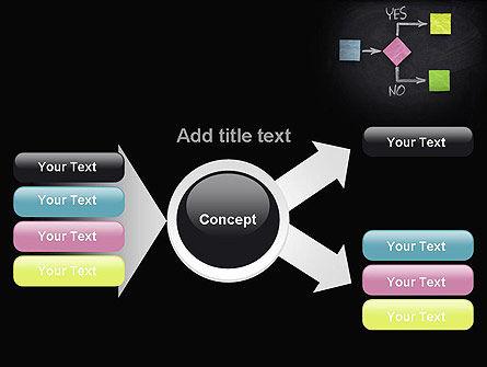 Blank Flowchart PowerPoint Template Slide 14
