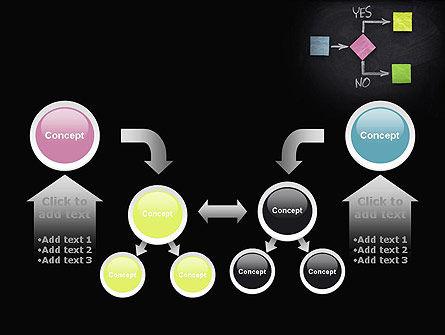 Blank Flowchart PowerPoint Template Slide 19