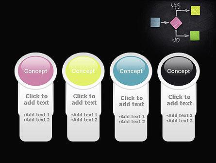 Blank Flowchart PowerPoint Template Slide 5