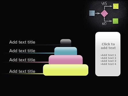 Blank Flowchart PowerPoint Template Slide 8