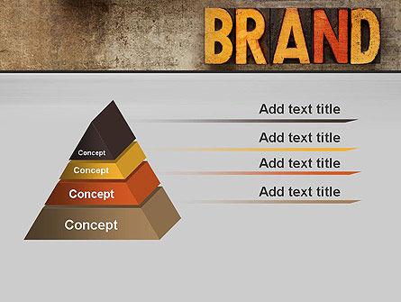Company Brand PowerPoint Template Slide 12
