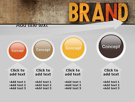 Company Brand PowerPoint Template Slide 13