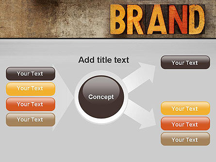 Company Brand PowerPoint Template Slide 14