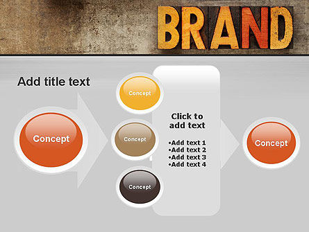 Company Brand PowerPoint Template Slide 17