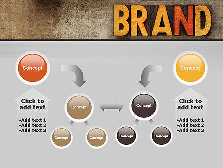 Company Brand PowerPoint Template Slide 19