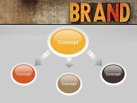 Company Brand PowerPoint Template, Slide 4, 10721, Careers/Industry — PoweredTemplate.com