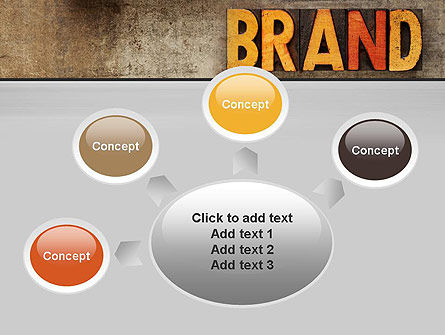 Company Brand PowerPoint Template Slide 7