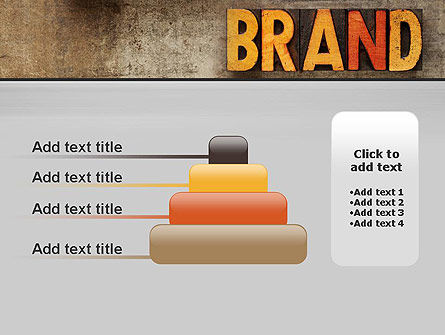 Company Brand PowerPoint Template Slide 8