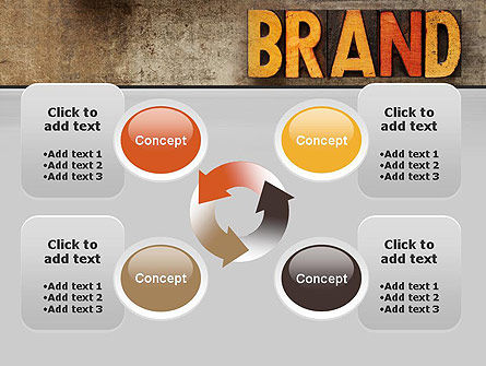 Company Brand PowerPoint Template Slide 9