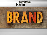 Careers/Industry: Company Brand PowerPoint Template #10721