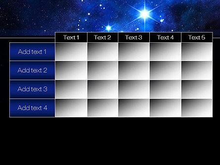 Constellation PowerPoint Template Slide 15