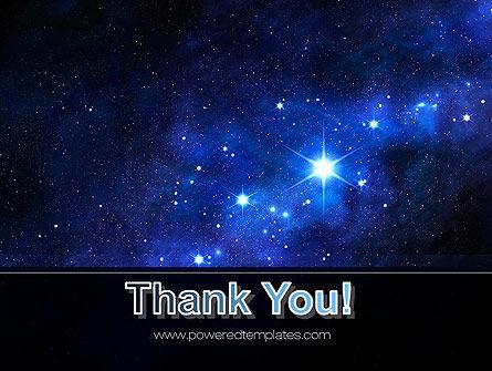 Constellation PowerPoint Template Slide 20