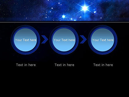 Constellation PowerPoint Template Slide 5