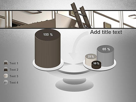 Corporate Ladder PowerPoint Template Slide 10