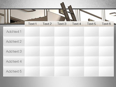 Corporate Ladder PowerPoint Template Slide 15