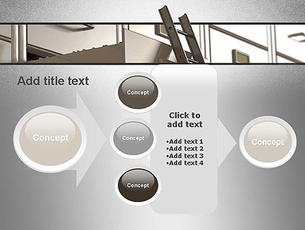 Corporate Ladder PowerPoint Template Slide 17