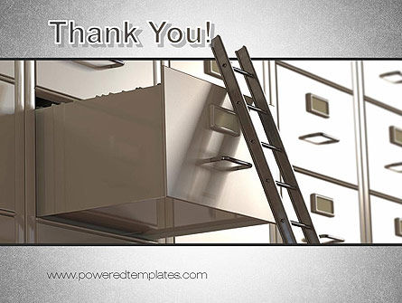 Corporate Ladder PowerPoint Template Slide 20