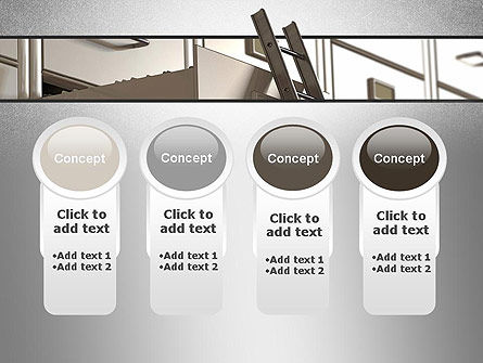 Corporate Ladder PowerPoint Template Slide 5