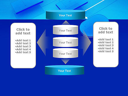 Flowchart Concept PowerPoint Template Slide 13