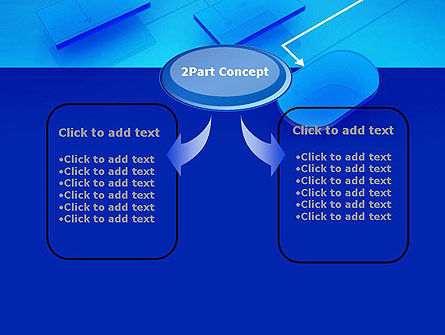Flowchart Concept PowerPoint Template Slide 4