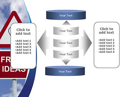 Fresh Ideas PowerPoint Template Slide 13