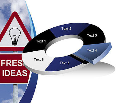 Fresh Ideas PowerPoint Template Slide 19